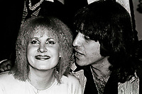 Luft Hooker6701.JPG<br /> New York, NY 1978 FILE PHOTO<br /> Lorna Luft & (first) husband Jake Hooker<br /> Studio 54 First Anniversary<br /> Digital photo by Adam Scull-PHOTOlink.net<br /> ONE TIME REPRODUCTION RIGHTS ONLY<br /> NO WEBSITE USE WITHOUT AGREEMENT<br /> 718-487-4334-OFFICE  718-374-3733-FAX