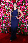 NEW YORK, NY - JUNE 10:  Jenna Ushkowitz attends the 72nd Annual Tony Awards at Radio City Music Hall on June 10, 2018 in New York City.  (Photo by Walter McBride/WireImage)
