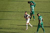 Campinas (SP), 11/01/2021 - Ponte Preta - Cuiabá - Bruno Rodrigues comemora gol da Ponte Preta. Partida entre Ponte Preta e Cuiabá válida 34ª rodada do Campeonato Brasileiro da Série B nesta segunda-feira (11) no estádio Moises Lucarelli em Campinas, interior de São Paulo.