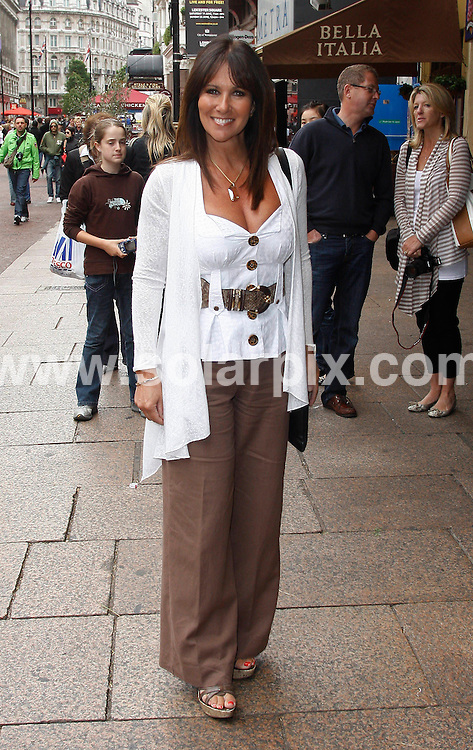 **ALL ROUND PICTURES FROM SOLARPIX.COM**.**WORLDWIDE SYNDICATION RIGHTS**.arrivals at the gala screening of Shrek Forever After at the Vue Cinema in Leicester Square, London, UK. 20 June 2010..This pic: Linda Lusardi..JOB REF:  11515 LNJ     DATE: 20_06_2010.**MUST CREDIT SOLARPIX.COM OR DOUBLE FEE WILL BE CHARGED**.**MUST NOTIFY SOLARPIX OF ONLINE USAGE**.**CALL US ON: +34 952 811 768 or LOW RATE FROM UK 0844 617 7637**