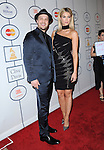 Delta Goodrem and Gavin Degraw attends Pre-GRAMMY Gala & Salute to Industry Icons with Clive Davis Honoring Lucian Grainge held at The Beverly Hilton Hotel in Beverly Hills, California on January 25,2014                                                                               © 2014 Hollywood Press Agency