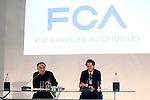 Z Assemblea azionisti FIAT a Torino 2014