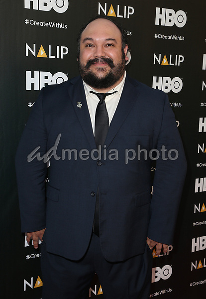24 June 2017 - Hollywood, California - Jorge Gutierrez. 2017 NALIP Latino Media Awards held at W Hollywood. Photo Credit: F. Sadou/AdMedia