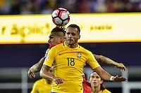 Copa America, Brazil (BRA) vs Peru (PER), June 12, 2016