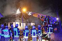 26.02.2015: Hausbrand in Trebur