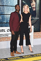 "Ore Oduba<br /> at the premiere of ""The Girl on the Train"", Odeon Leicester Square, London.<br /> <br /> <br /> ©Ash Knotek  D3156  20/09/2016"
