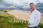 Don Culloty of Inch Tourism and Development Committee has started on online petition to get Kerry County Council to provide parking and toilet facilities on Inch Beach