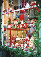Christmas Jul Window, Sweden