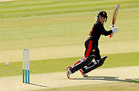 Amara Carr - captain of Sunrisers in batting action during Sunrisers vs South East Stars, Rachael Heyhoe Flint Trophy Cricket at The Cloudfm County Ground on 13th September 2020