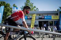 Nairo Quintana (COL/Arkea Samsic)<br /> <br /> 73rd Critérium du Dauphiné 2021 (2.UWT)<br /> Stage 6 from Loriol-sur-Drome to Le Sappey-en-Chartreuse (167km)<br /> <br /> ©kramon