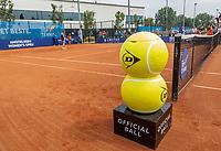 Amstelveen, Netherlands, 10 Juli, 2021, National Tennis Center, NTC, Amstelveen Womans Open, Singles final:  Quirine Lemoine (NED) Dunlop<br /> Photo: Henk Koster/tennisimages.com