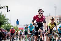 Tao Geoghegan Hart (GBR/Ineos)<br /> <br /> Stage 4: Cullera to El Puig (175km)<br /> La Vuelta 2019<br /> <br /> ©kramon