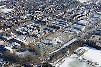 Wentorf: EUROPA, DEUTSCHLAND, SCHLESWIG- HOLSTEIN, WENTORF(GERMANY), 17.02.2009: Gemeide Wentorf bei Hamburg, Uebersicht, Ansicht, Bauplanung, Stadtplanung, Haus, Haeuser, Strassen, Verkehr, Kaserne, Suedring,  Luftbild, Luftaufnahme, Luftansicht, Aufwind-Luftbilder, .c o p y r i g h t : A U F W I N D - L U F T B I L D E R . de.G e r t r u d - B a e u m e r - S t i e g 1 0 2, 2 1 0 3 5 H a m b u r g , G e r m a n y P h o n e + 4 9 (0) 1 7 1 - 6 8 6 6 0 6 9 E m a i l H w e i 1 @ a o l . c o m w w w . a u f w i n d - l u f t b i l d e r . d e.K o n t o : P o s t b a n k H a m b u r g .B l z : 2 0 0 1 0 0 2 0  K o n t o : 5 8 3 6 5 7 2 0 9. V e r o e f f e n t l i c h u n g n u r m i t H o n o r a r n a c h M F M, N a m e n s n e n n u n g u n d B e l e g e x e m p l a r !.