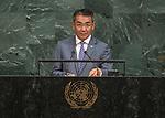 72 General Debate – 22 September <br /> <br /> Mongolia