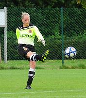 Club Brugge - Standard Femina :  Kim Dossche.fotografe Joke Vuylsteke - vrouwenteam.be