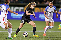 Portland, Oregon - Wednesday March 29, 2017: The Portland Thorns FC take on the USWNT U-23's during the Spring Invitational pre season tournament at Providence Park.