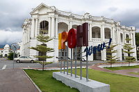 Town Hall, Ipoh, Malaysia.