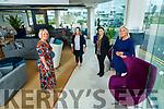 Lorraine Flannagan, Carol McHugh, Gina DiSantolo and Lisa Fitzgibbon at Fitzgibbon Interiors in Manor West, Tralee.