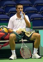 6-2-10, Rotterdam, Tennis, ABNAMROWTT, First quallifying round, Igor Sijsling