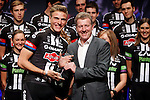 Marcel Kittel (GER) at the launch of Team Giant-Alpecin in the Frabce Emassy in Berlin. 7th January 2015.<br /> Photo: Cor Vos/www.newsfile.ie