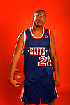 Gary Johnson (23) on August 31, 2006 in New York, New York.  Johnson attends Adline High School and will play for Texas in the fall of 2007.  Johnson was in town for the Elite 24 Hoops Classic, which brought together the top 24 high school basketball players in the country regardless of class or sneaker affiliation.