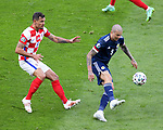 23.06.2021 Croatia v Scotland follow ups: Lyndon Dykes and Dejan Lovren
