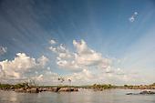 Xingu River, Para State, Brazil. The Volta Grande.