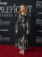 """LOS ANGELES, USA. September 30, 2019: Kim Raver at the world premiere of """"Maleficent: Mistress of Evil"""" at the El Capitan Theatre.<br /> Picture: Jessica Sherman/Featureflash"""