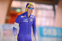 SPEEDSKATING: ERFURT: 19-01-2018, ISU World Cup, 500m Men B Division, David Andersson (SWE), photo: Martin de Jong
