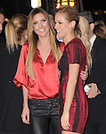 Audrina Patridge and Kristin Cavallari attends the Relativity World Premiere of Immortals held at The Nokia Theater Live in Los Angeles, California on November 07,2011                                                                               © 2011 DVS / Hollywood Press Agency