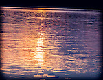 8.29.13 - Sunset Across The Surface...