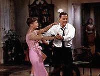 Prod DB © MGM / DR<br /> COMMENT DENICHER UN MARI (THE MATING GAME) de George Marshall 1959 USA<br /> avec Debbie Reynolds et Tony Randall<br /> danse<br /> d'apres un roman de H. E Bates