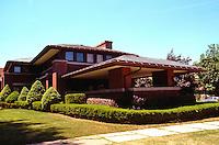 Frank Lloyd Wright--Residential