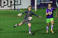 Laura Hartley of Lewes during Lewes Women vs Bristol City Women, FA Women's Continental League Cup Football at The Dripping Pan on 18th November 2020
