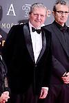 Iñigo Mendez de Vigo attends to the Red Carpet of the Goya Awards 2017 at Madrid Marriott Auditorium Hotel in Madrid, Spain. February 04, 2017. (ALTERPHOTOS/BorjaB.Hojas)