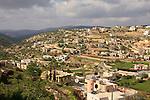 Druze villages