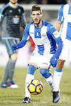 CD Leganes' Ruben Perez during La Liga match. January 28,2017. (ALTERPHOTOS/Acero)