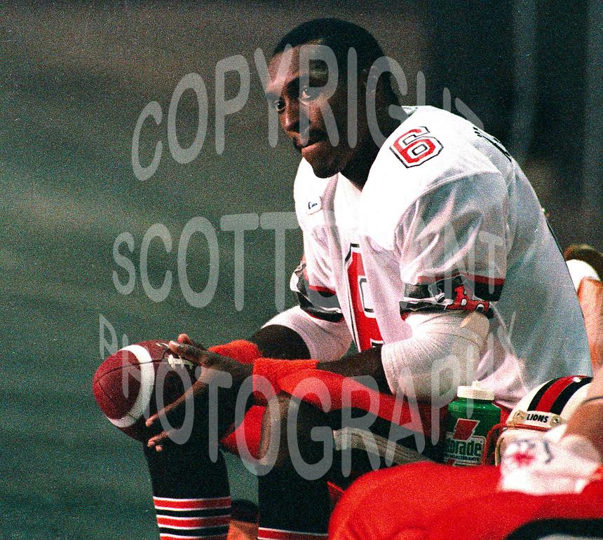#6-BC Lions-1987-Photo:Scott Grant
