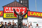James Hinchcliffe, Schmidt Peterson Motorsports Honda, podium