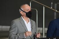 SÃO PAULO, SP, 09.06.2021 - COVID-19-SP - Paulo Menezes, Coordenador de Controle de Doenças, participa de apresentação de informações sobre o combate ao coronavírus (COVID-19) em São Paulo, no Palácio dos Bandeirantes, nesta quarta-feira, 9. (Foto Charles Sholl/Brazil Photo Press)