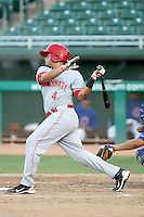 Yovan Gonzalez - AZL Reds - 2010 Arizona League.  Photo by:  Bill Mitchell..