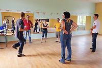 Stage de danse fisel - niveau concours