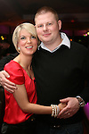Tracy Geraghty with Darren at her birthday in Bru...Photo NEWSFILE/Jenny Matthews.(Photo credit should read Jenny Matthews/NEWSFILE)....This Picture has been sent you under the condtions enclosed by:.Newsfile Ltd..The Studio,.Millmount Abbey,.Drogheda,.Co Meath..Ireland..Tel: +353(0)41-9871240.Fax: +353(0)41-9871260.GSM: +353(0)86-2500958.email: pictures@newsfile.ie.www.newsfile.ie.FTP: 193.120.102.198.