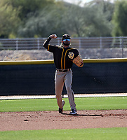 Fernando Tatis Jr - San Diego Padres 2021 spring training (Bill Mitchell)