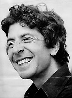 Leonard Cohen. Went south to make his fortune.<br /> <br /> Bezant, Graham<br /> Picture, 1973<br /> <br /> <br /> Toronto Star Archives - AQP