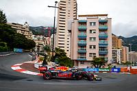 22nd May 2021; Principality of Monaco; F1 Grand Prix of Monaco, qualifying sessions;  33 VERSTAPPEN Max (nld), Red Bull Racing Honda RB16B