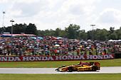 Verizon IndyCar Series<br /> Honda Indy 200 at Mid-Ohio<br /> Mid-Ohio Sports Car Course, Lexington, OH USA<br /> Sunday 30 July 2017<br /> Ryan Hunter-Reay, Andretti Autosport Honda<br /> World Copyright: Michael L. Levitt<br /> LAT Images