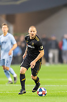 Los Angeles, CA - March 3, 2019: LAFC defeated Sporting KC 2-1 in the season-opening match.