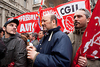 Sciopero generale a Milano