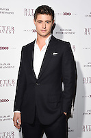 "Max Irons<br /> arrives for the ""Bitter Harvest"" Gala Screening at the Ham Yard Hotel, London<br /> <br /> <br /> ©Ash Knotek  D3230  20/02/2017"